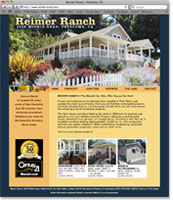 ranch web page