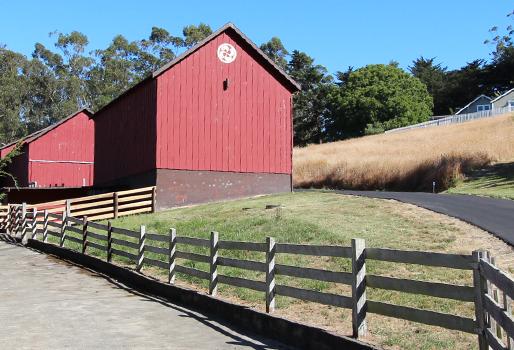 Sonoma Barn rural property